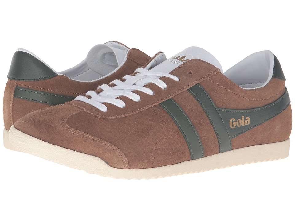 Gola - Bullet Suede (Tobacco/Khaki) Men's Shoes