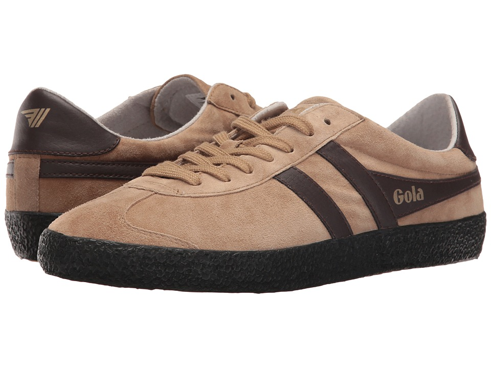 Gola - Specialist (Tobacco/Dark Brown) Men's Shoes