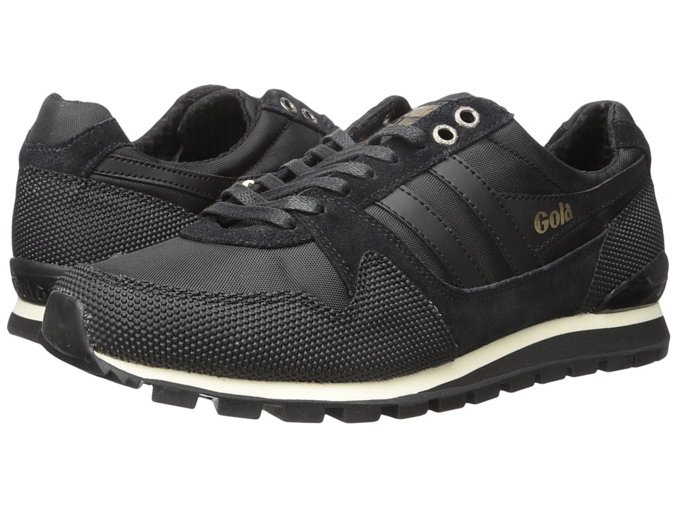 Gola - Ridgerunner II (Black/Black) Men's Shoes