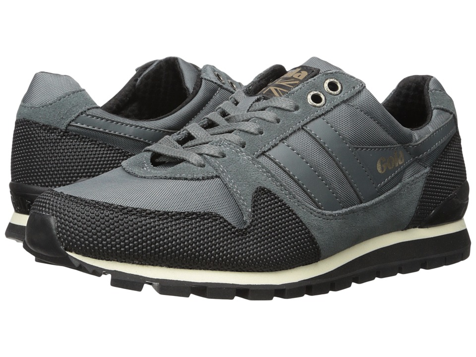 Gola - Ridgerunner II (Grey/Black) Men's Shoes