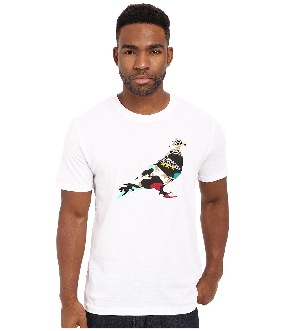 Staple - Grails Pigeon Tee (White) Men's T Shirt