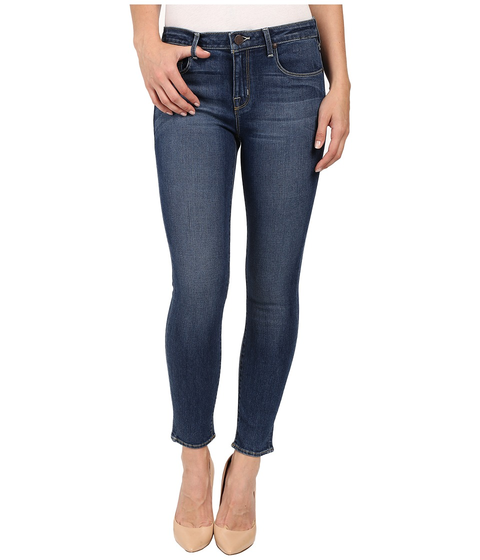 Parker Smith - Ava Crop in Wisteria (Wisteria) Women's Jeans