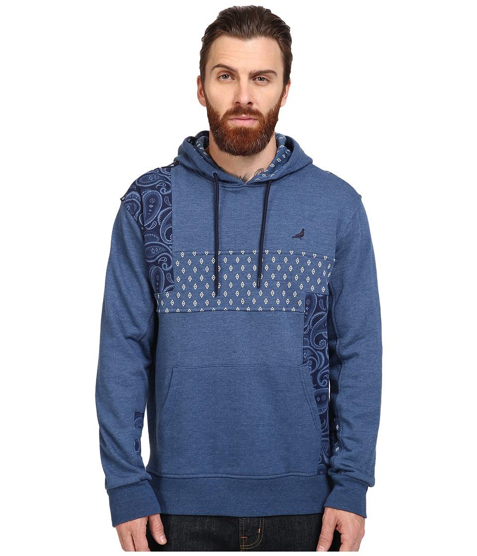 Staple - Academy Hoodie (Indigo) Men's Sweatshirt