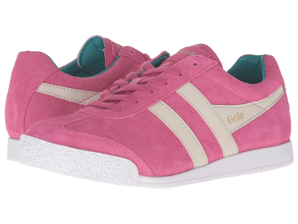 Gola Harrier (Magenta/Chateau Grey/Enamel Blue) Women