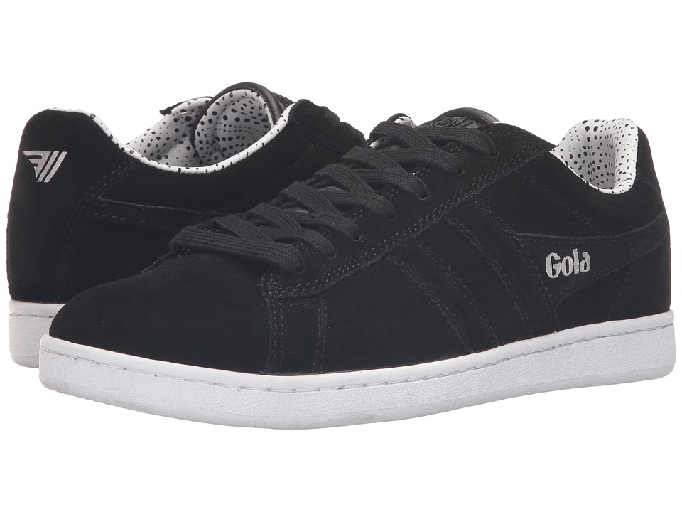 Gola - Equipe Dot (Black) Women's Shoes