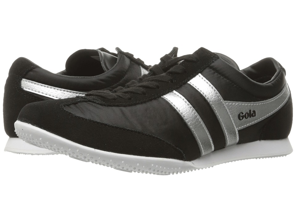 Gola - Wasp Shimmer (Black/Silver) Women's Shoes