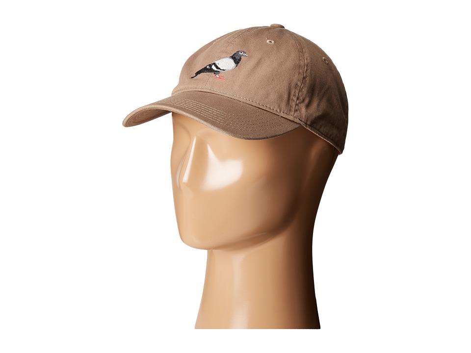 Staple - Pigeon Twill Cap (Khaki) Caps
