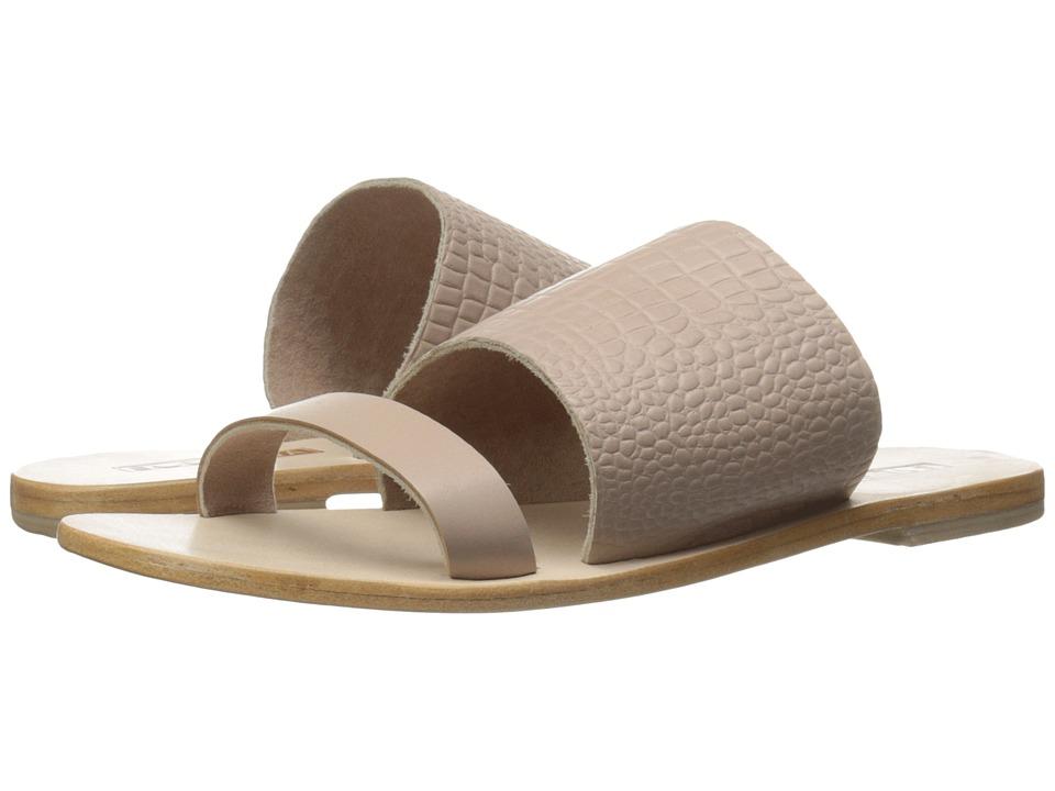 Sol Sana Jobe Slide (Blush Croc) Women