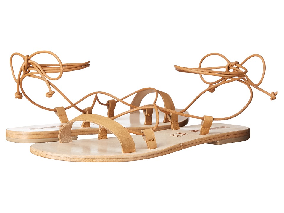 Sol Sana - Selma Sandal (Tan) Women's Sandals