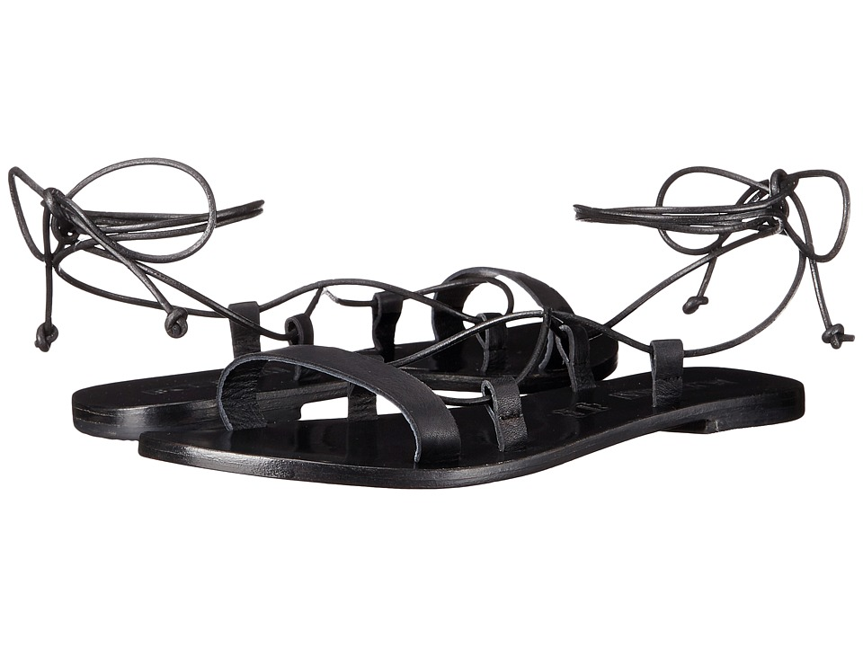 Sol Sana - Selma Sandal (Black) Women's Sandals