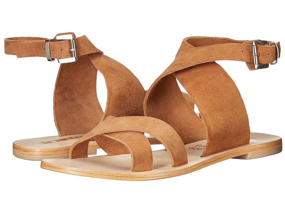 Sol Sana - Will Sandal (Cognac) Women's Sandals