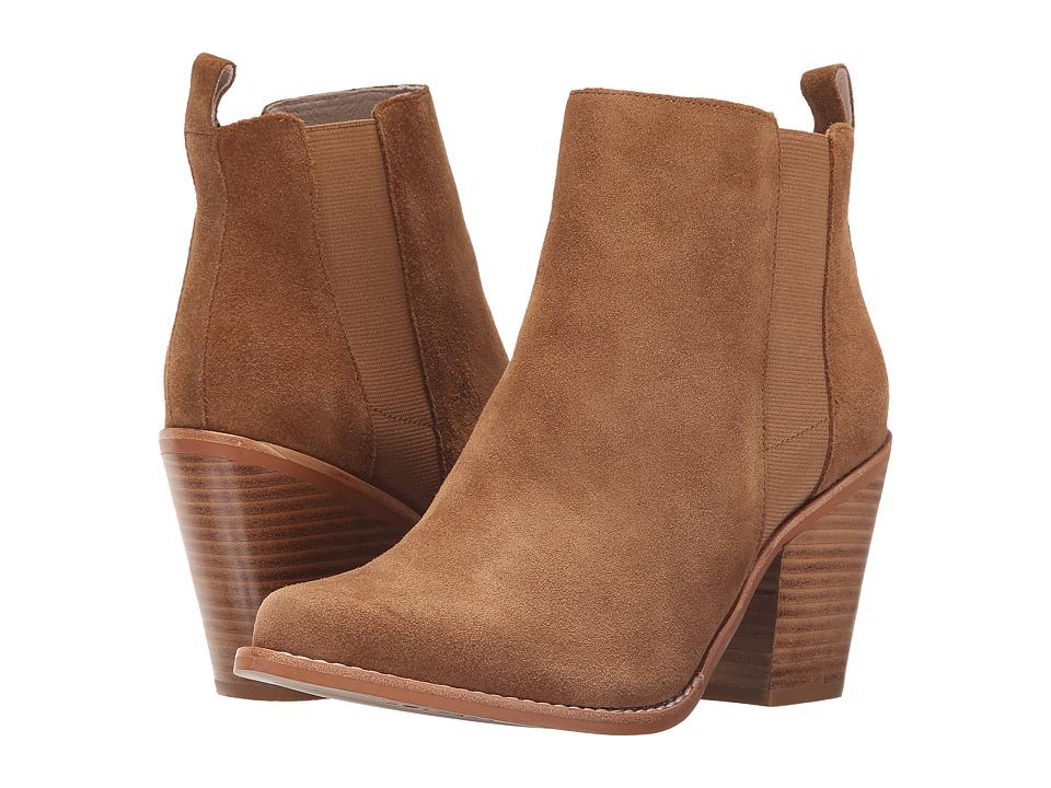 Sol Sana - Toni Boot (Cognac Suede) Women's Boots