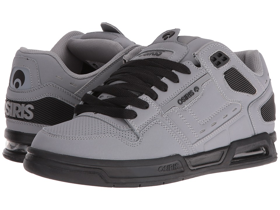 Osiris Peril (Grey/Black/Black) Men