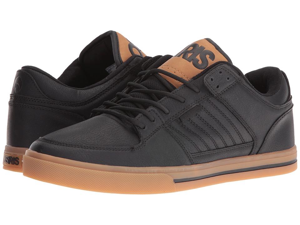 Osiris - Protocol (Black/Work) Men's Skate Shoes