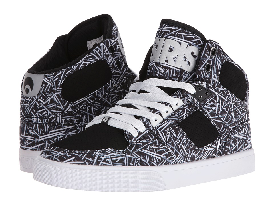 Osiris - NYC83 VLC (Nailed/It) Men's Skate Shoes