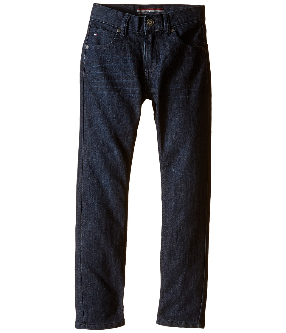 Tommy Hilfiger Kids - Rebel Stretch Jeans in Brixton (Toddler/Little Kids) (Brixton) Boy's Jeans