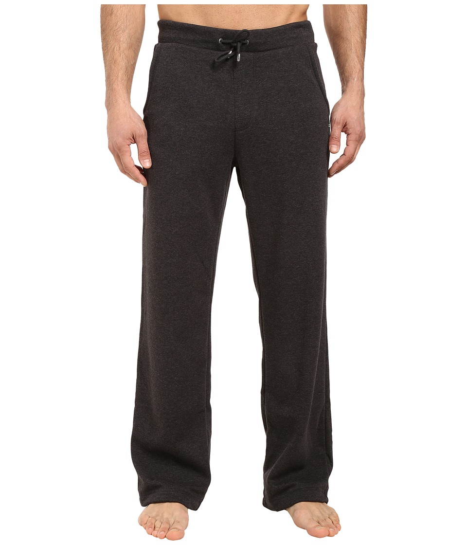 UGG - Colton Pant (Black Bear Heather) Men's Pajama