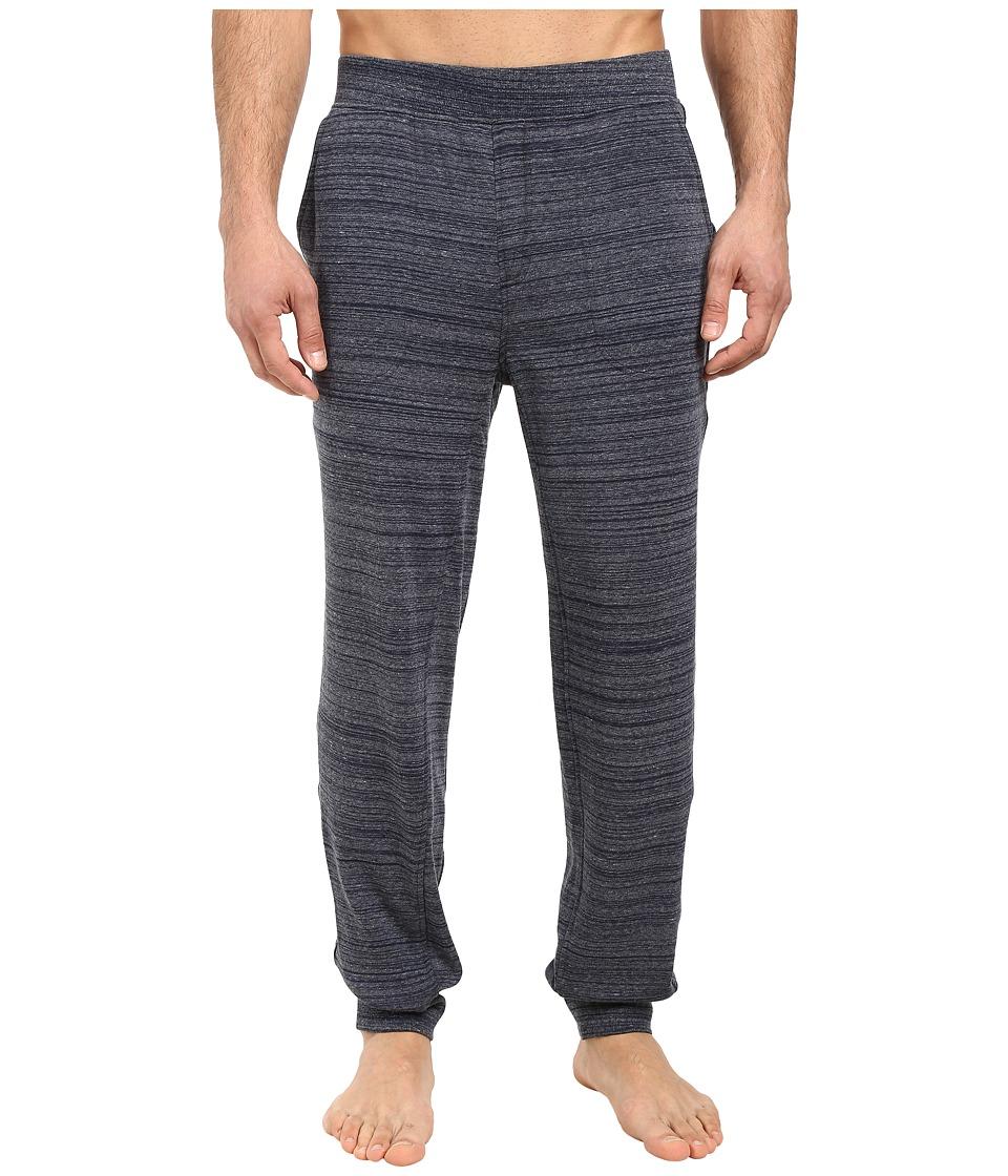 UGG - Emmert Jogger Pants (Navy Heather) Men's Pajama