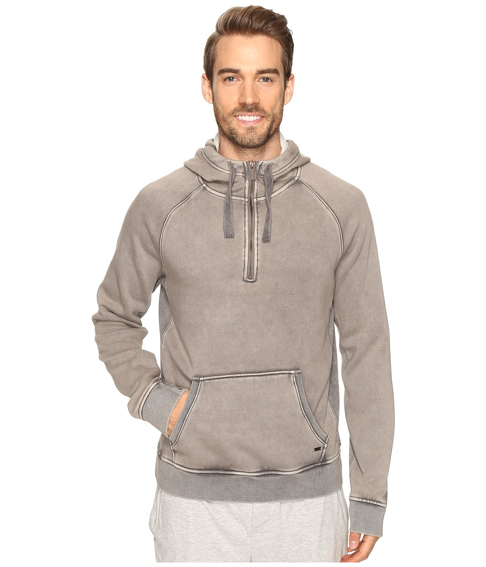 UGG - Cooper Washed Pullover Hoodie (Stout) Men's Sweatshirt