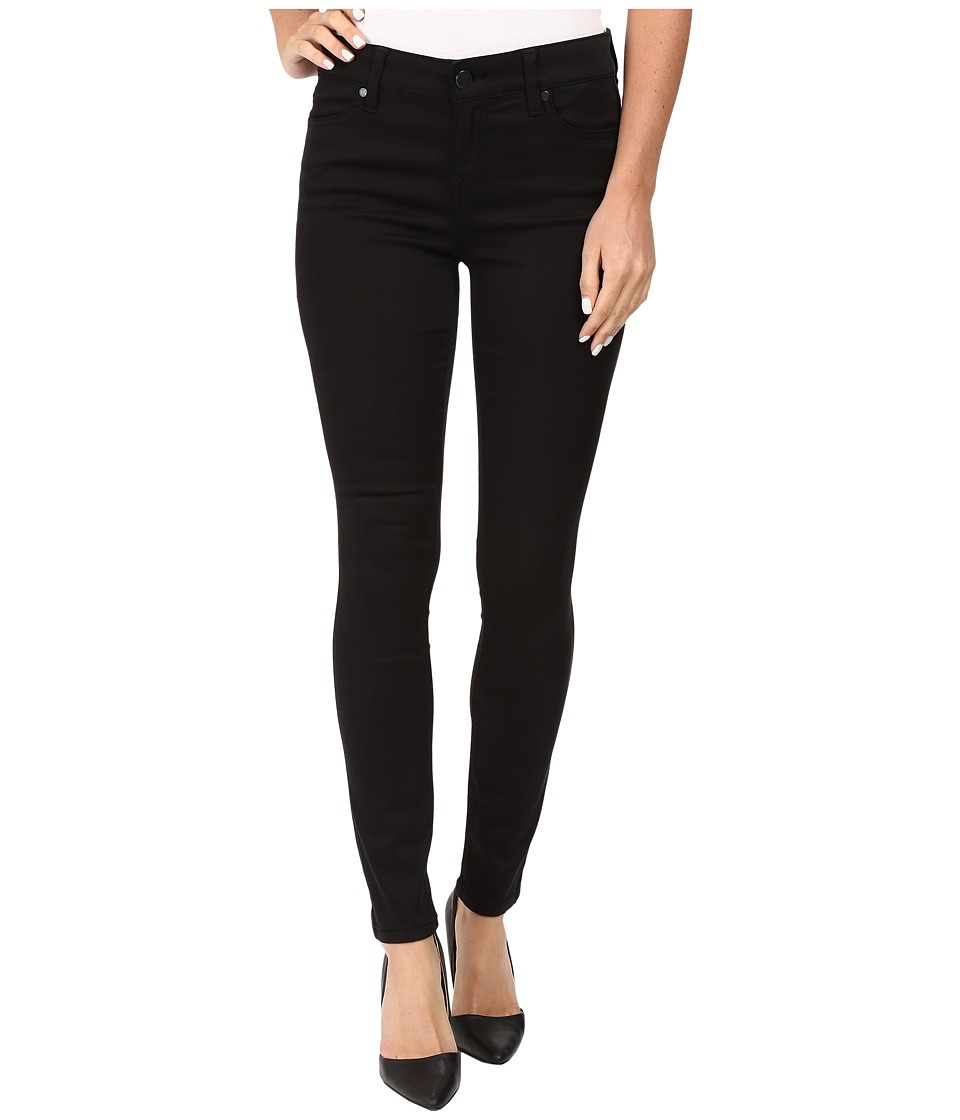 Level 99 - Janice Mid-Rise in Black (Black) Women's Jeans
