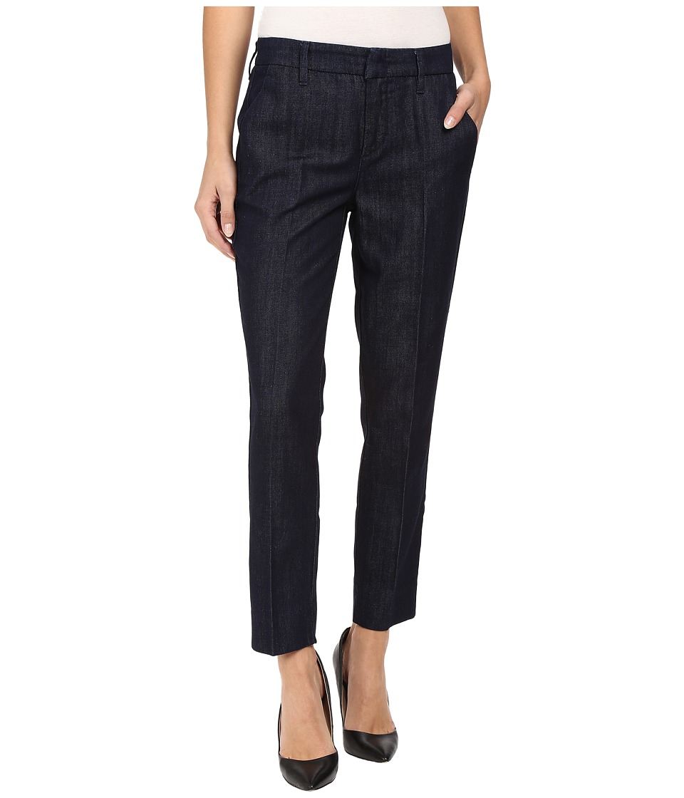 Level 99 - Taylor Classic Straight Leg Trousers in Twilight (Twilight) Women's Jeans