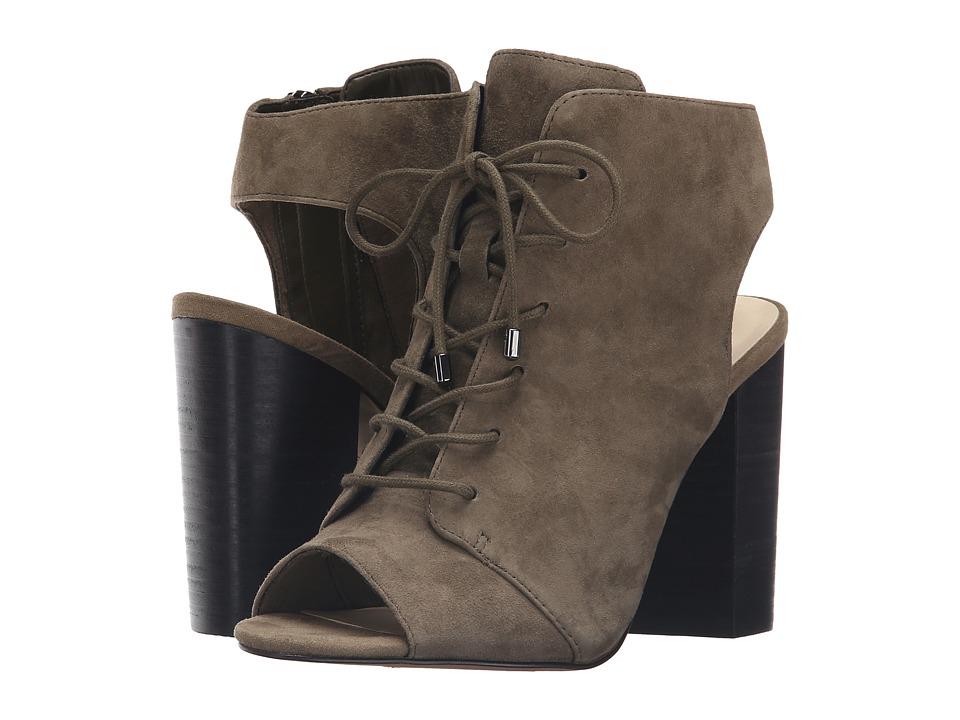 Jessica Simpson - Klaya (Dark Olive Split Suede) Women's Boots