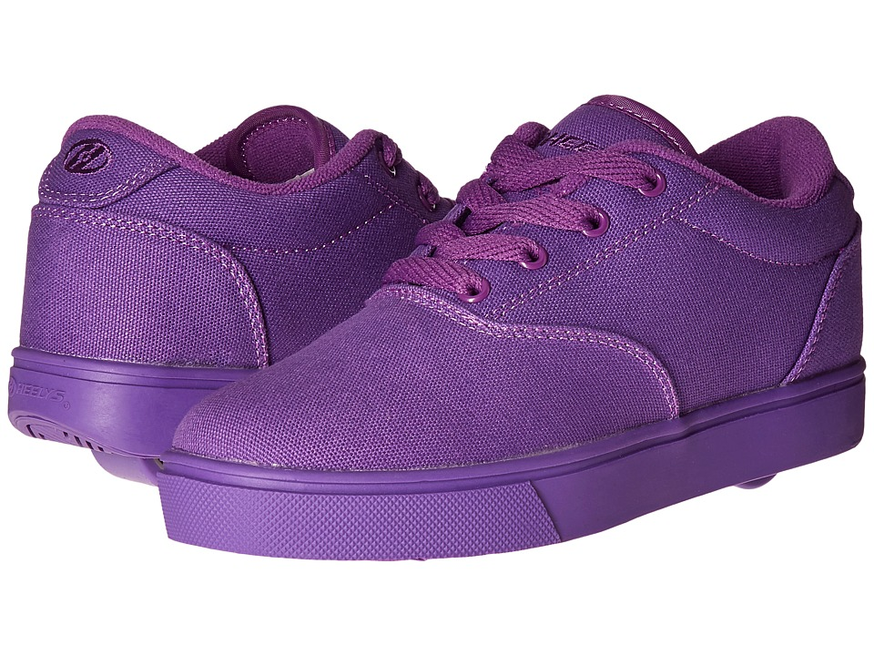 Heelys Launch (Little Kid/Big Kid/Adult) (Purple Solid) Girls Shoes