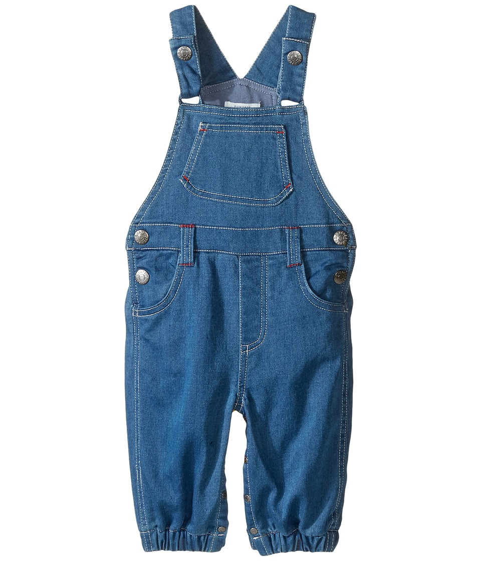 Pumpkin Patch Kids - Knit Denim Jeans (Infant) (Denim) Boy's Jeans