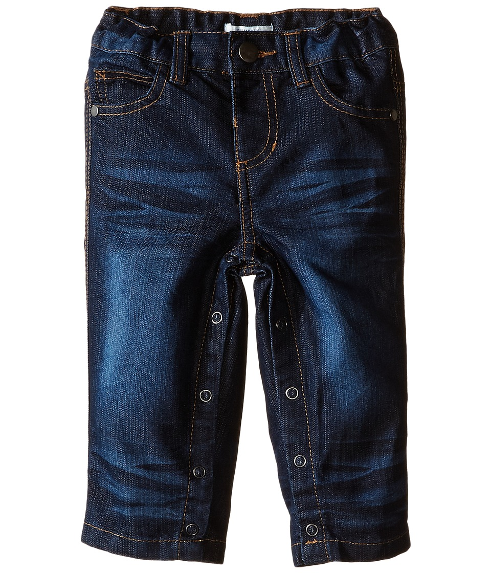 Pumpkin Patch Kids - Crotch Opening Jeans (Infant) (Denim) Boy's Jeans