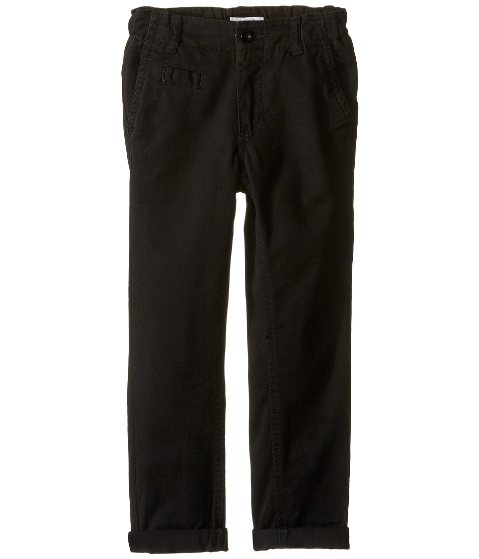 Pumpkin Patch Kids - Chino Pants (Infant/Toddler/Little Kids/Big Kids) (Black Ink) Boy's Casual Pants