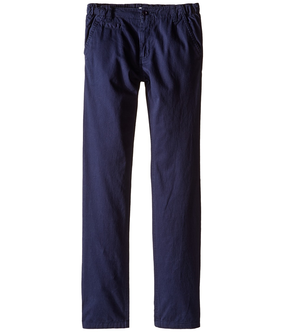 Pumpkin Patch Kids - Chino Pants (Infant/Toddler/Little Kids/Big Kids) (Blue Night) Boy's Casual Pants