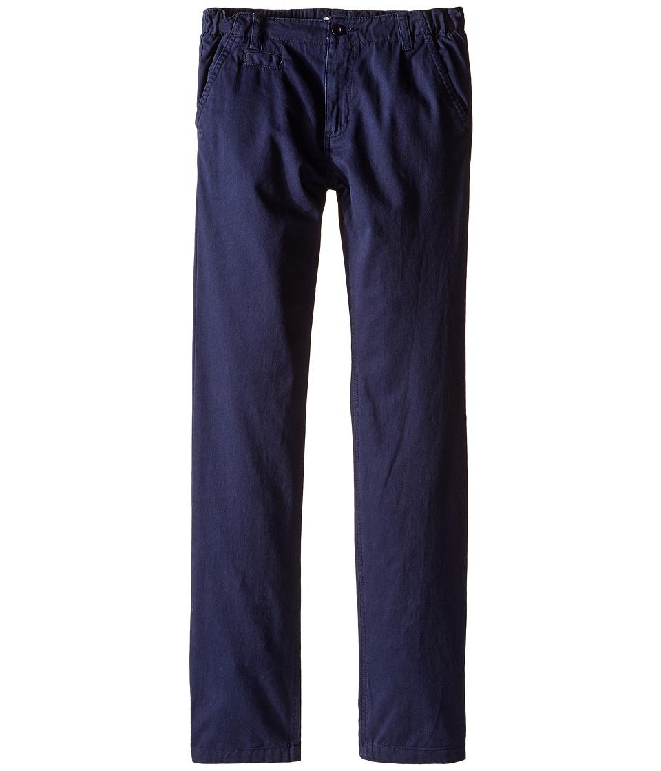 Pumpkin Patch Kids - Chino Pants (Infant/Toddler/Little Kids/Big Kids) (Blue Night) Boy's Casual Pants
