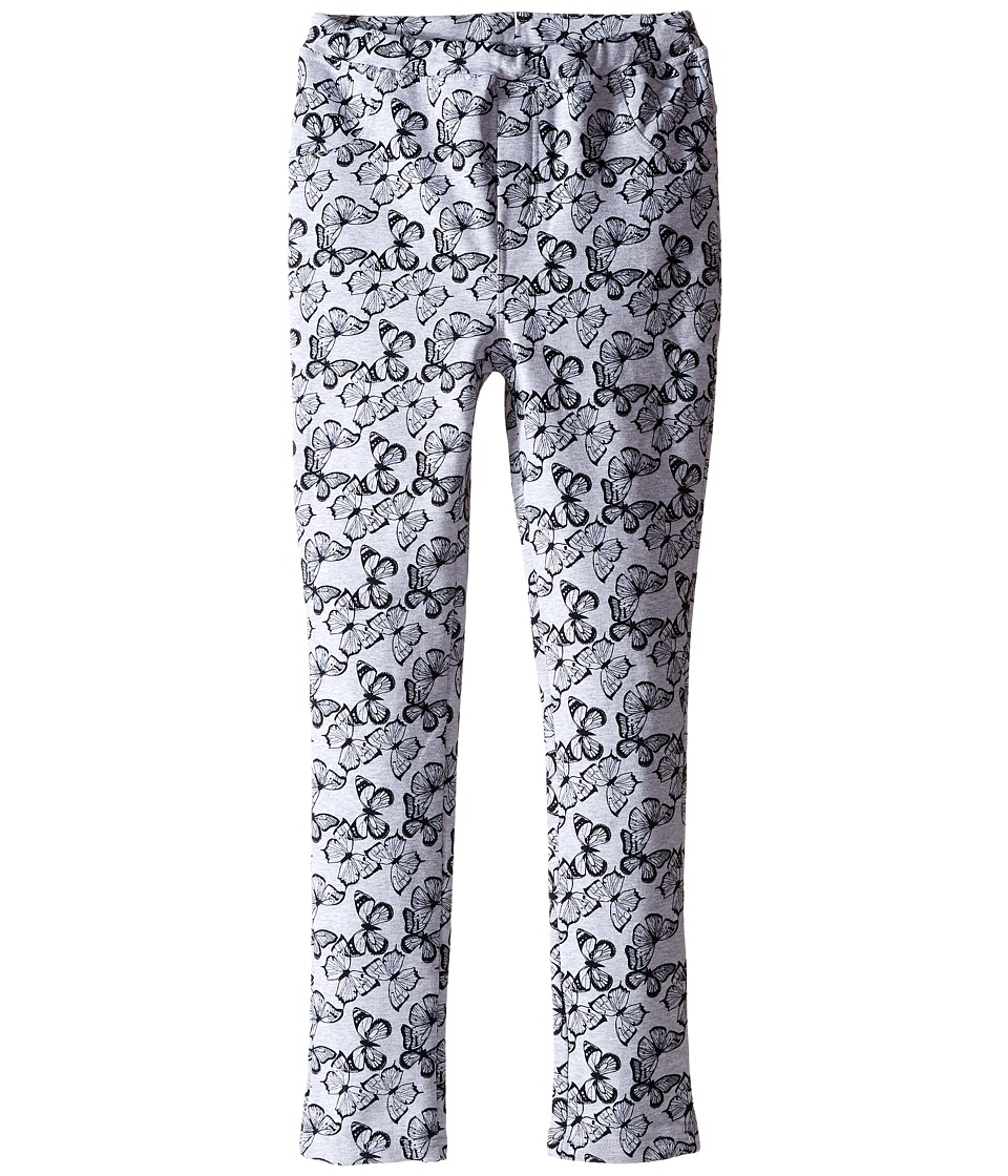 Pumpkin Patch Kids - Jeggings (Big Kids) (Grey Marle) Girl's Casual Pants
