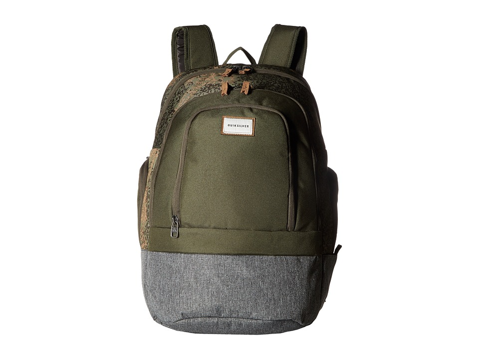 Quiksilver - 1969 Special (BP Dusty Olive Noised Camo) Backpack Bags