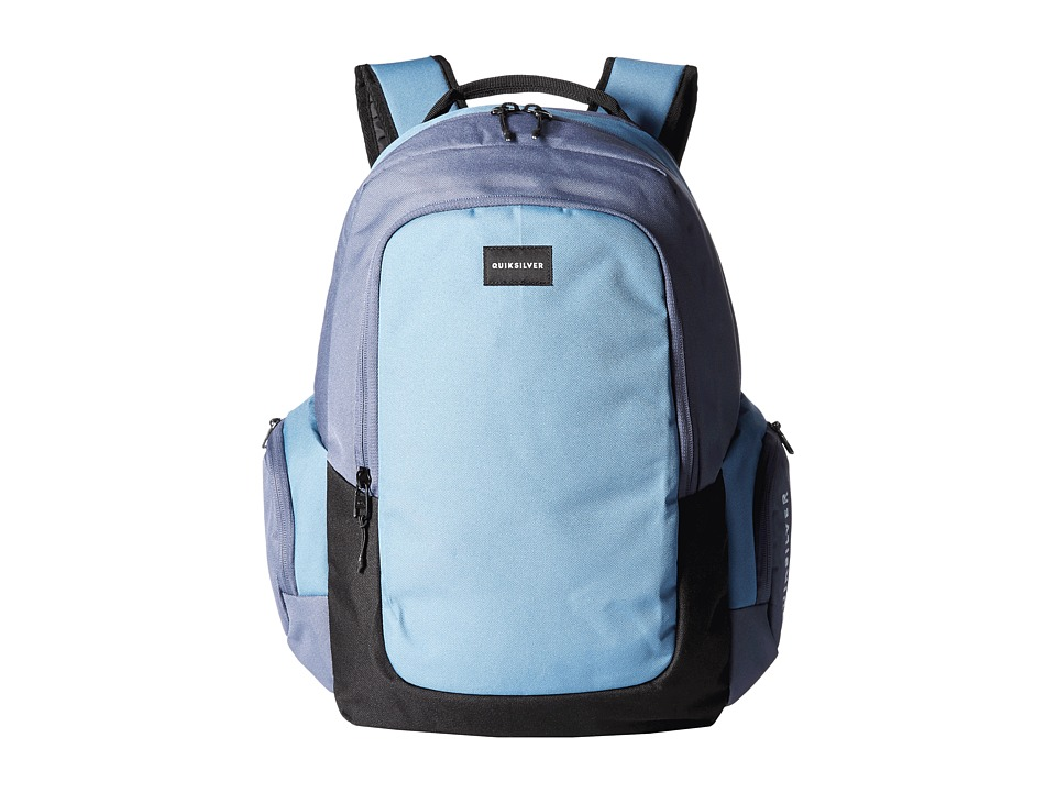 Quiksilver - Schoolie Backpack (Nightshadow Blue) Backpack Bags