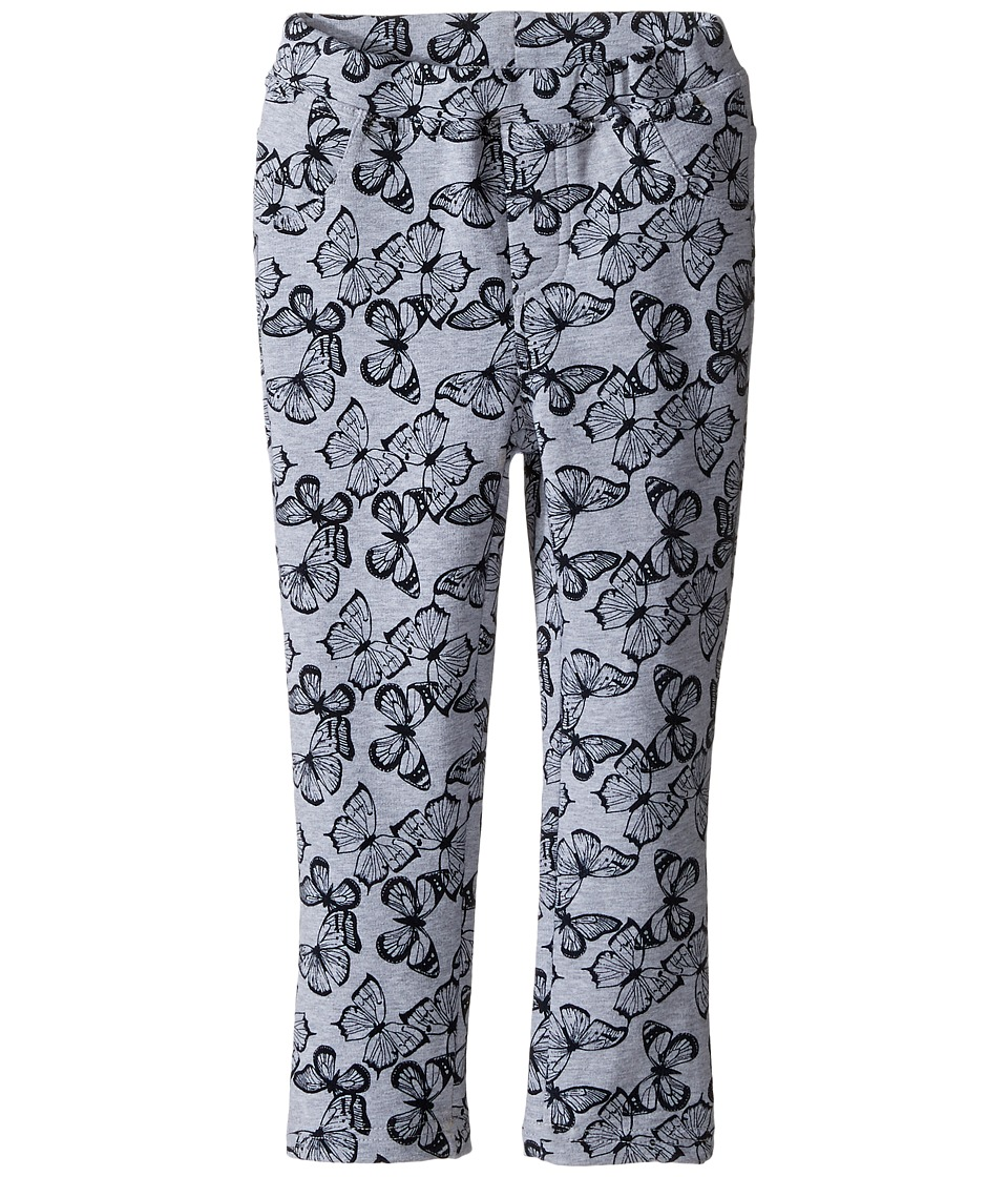 Pumpkin Patch Kids - Jeggings (Infant/Toddler/Little Kids) (Grey Marle) Girl's Casual Pants