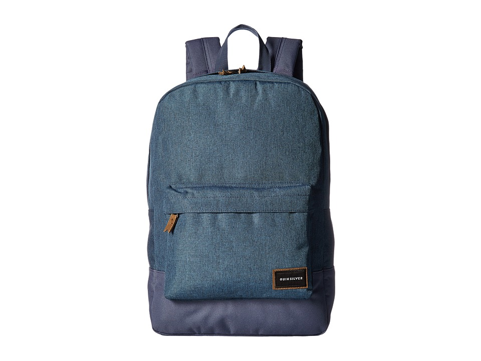 Quiksilver - Night Track Backpack (Nightshadow Blue) Backpack Bags