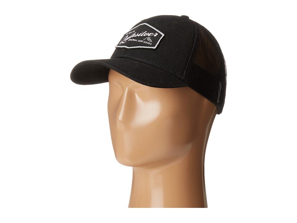 Quiksilver - Setstearn (Black) Caps