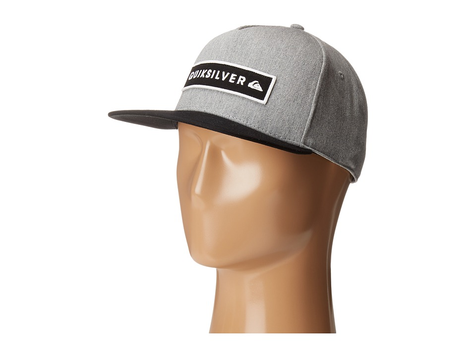 Quiksilver - Simplay Hat (Athletic Heather) Caps