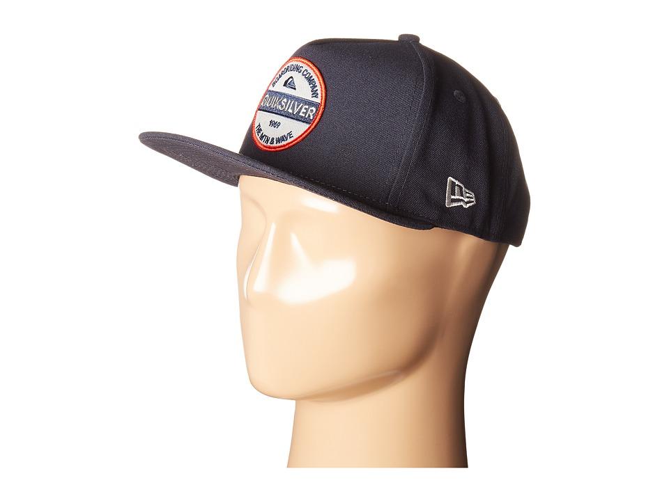Quiksilver - Snaken Hat (Navy Blazer) Caps