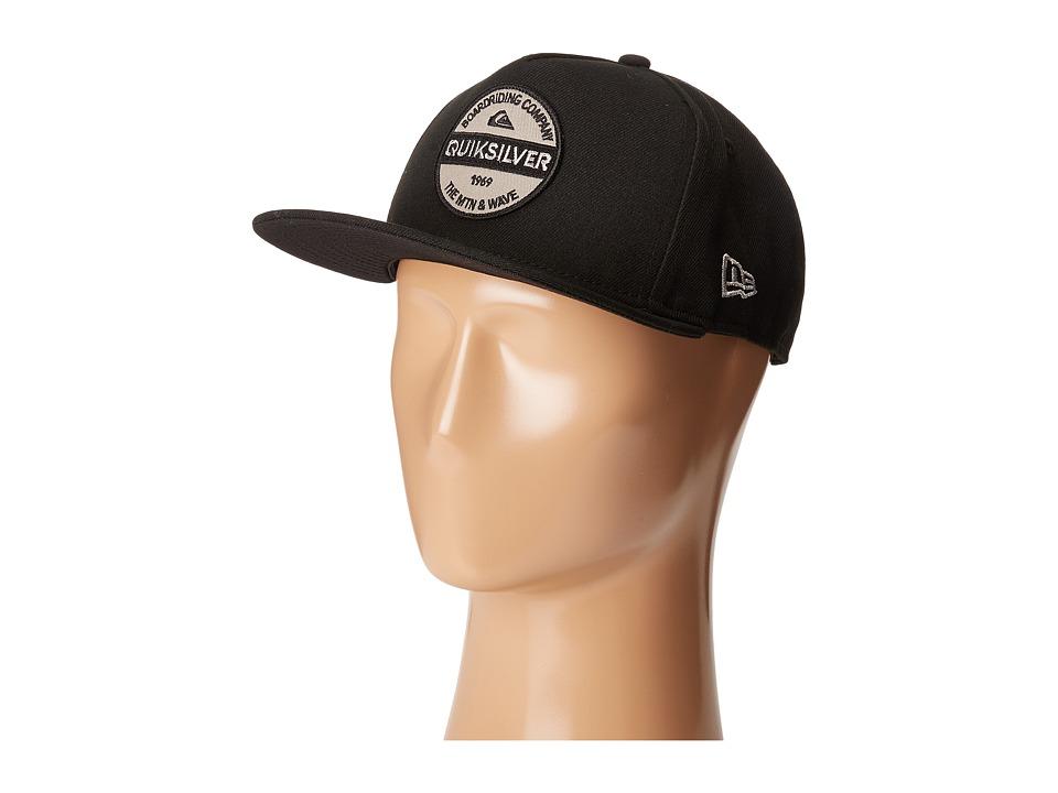 Quiksilver - Snaken Hat (Black) Caps