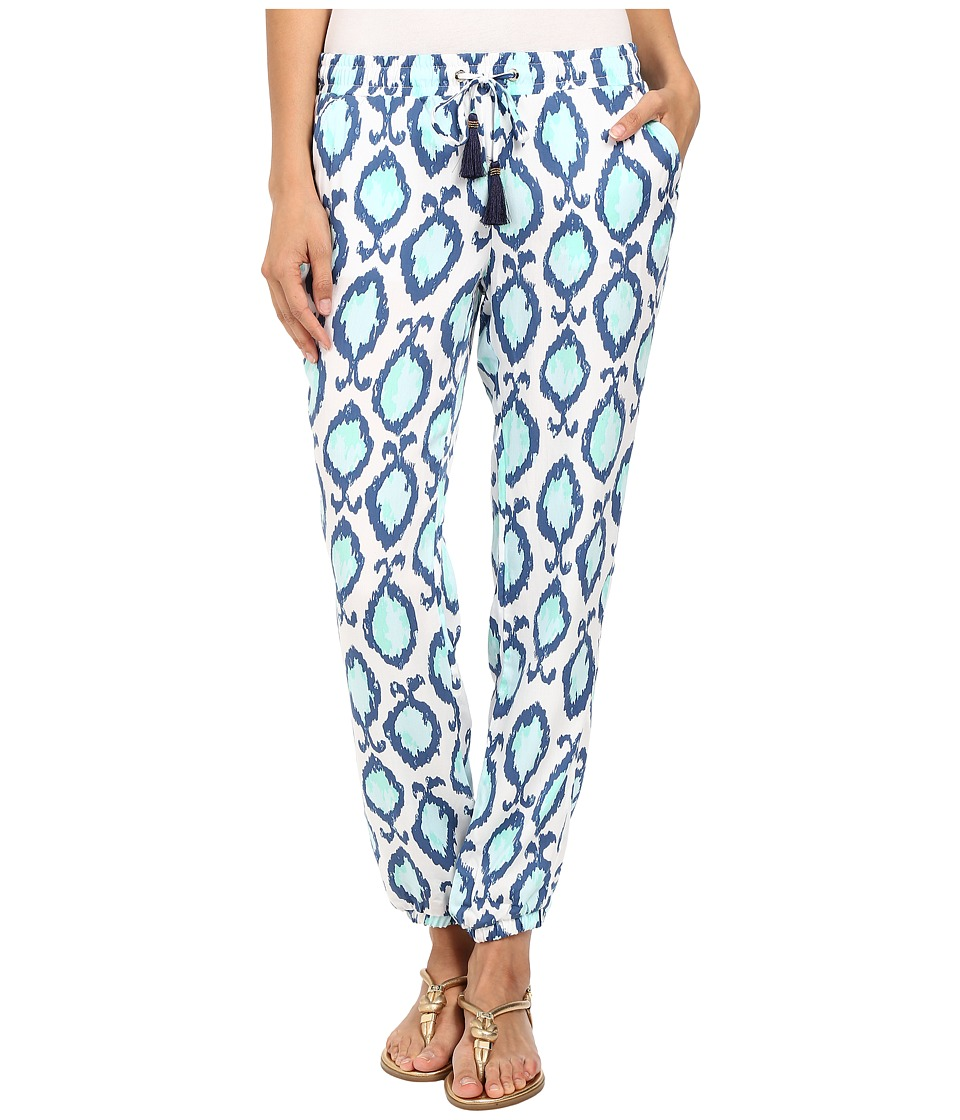 Lilly Pulitzer - Piper Pants (Resort White Hook You In) Women's Casual Pants
