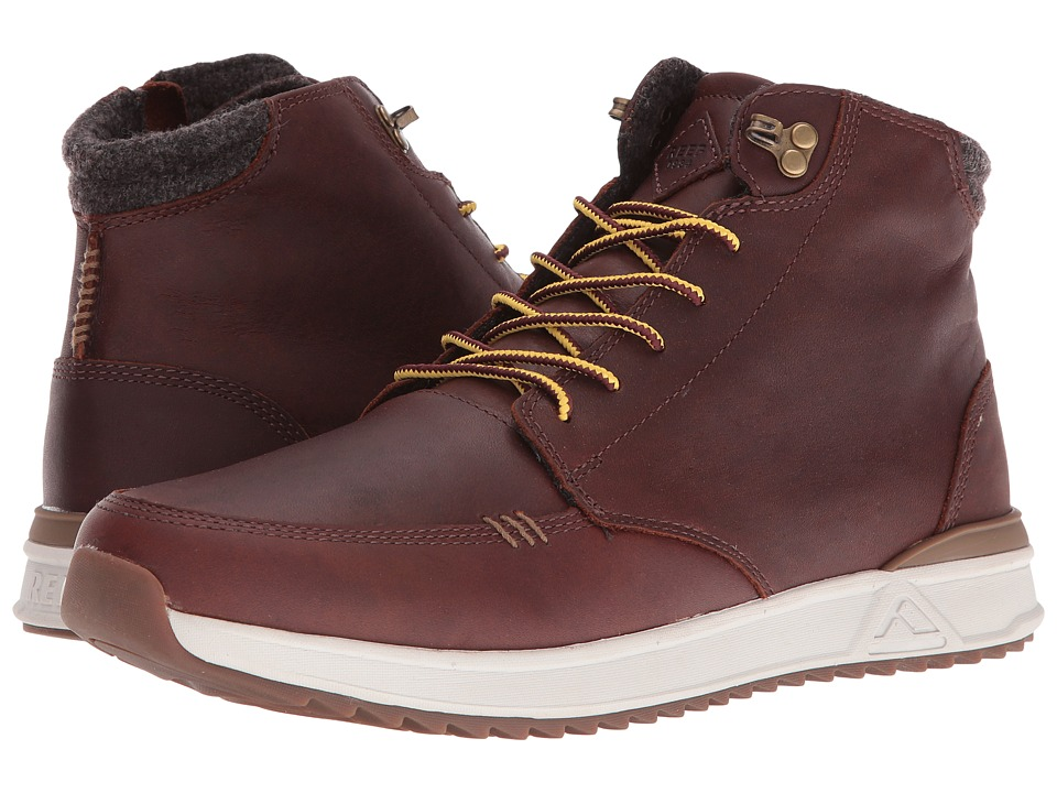 Reef Rover Hi Boot (Brown) Men