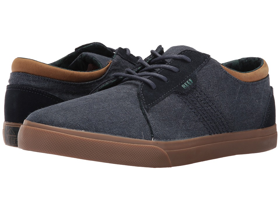 Reef - Ridge TX (Blue Nights) Men's Lace up casual Shoes