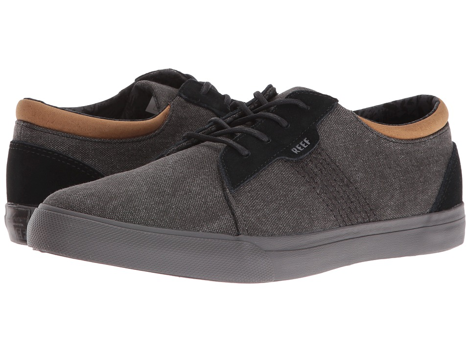 Reef - Ridge TX (Dark Shadow) Men's Lace up casual Shoes