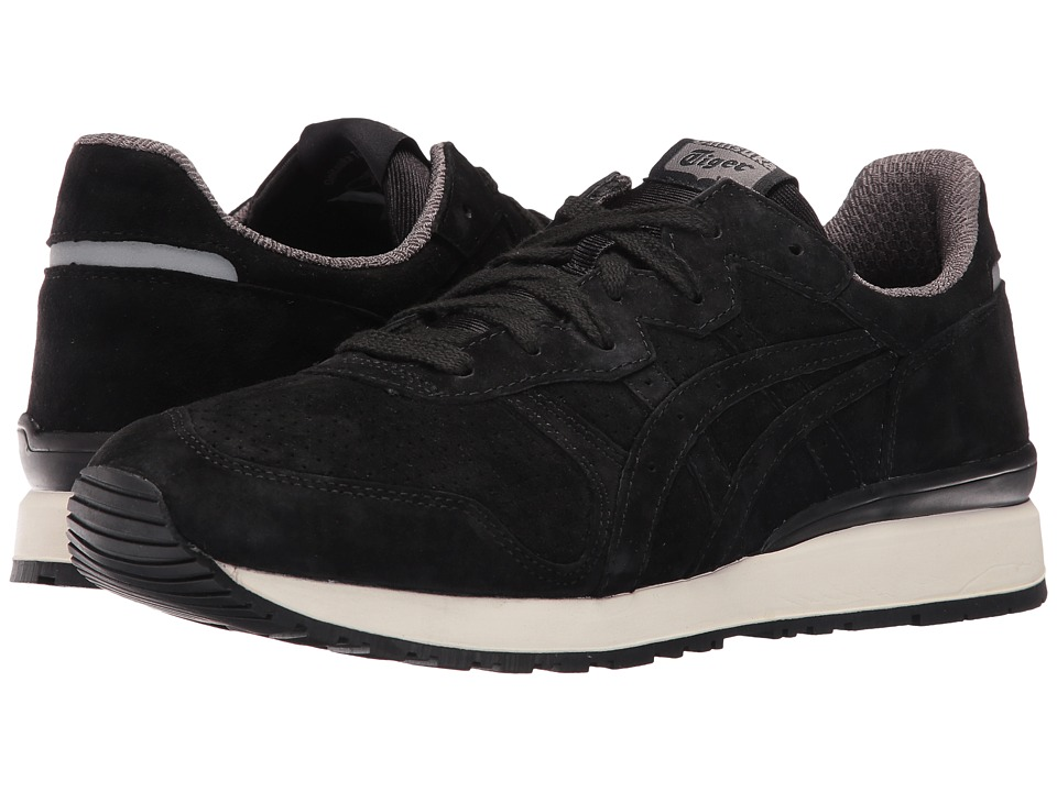 Onitsuka Tiger by Asics - Tiger Alliance (Black/Black) Athletic Shoes