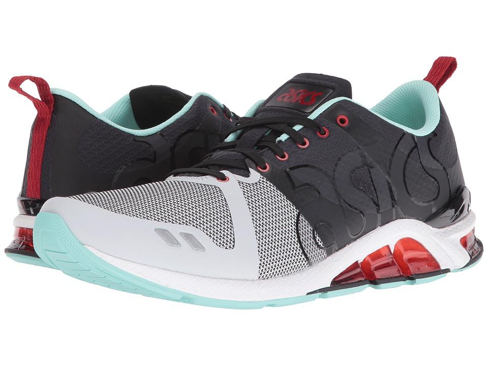 ASICS Tiger - Gel-Lyte One Eighty (Black/Soft Grey) Shoes
