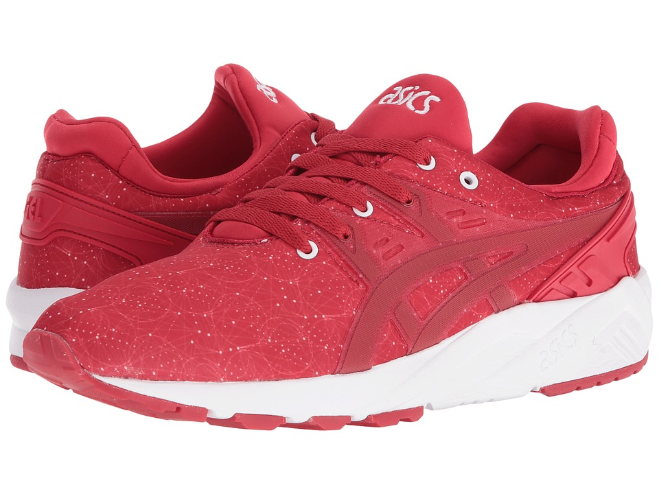 Onitsuka Tiger by Asics - Gel-Kayano(r) Trainer EVO (Red/Red) Athletic Shoes