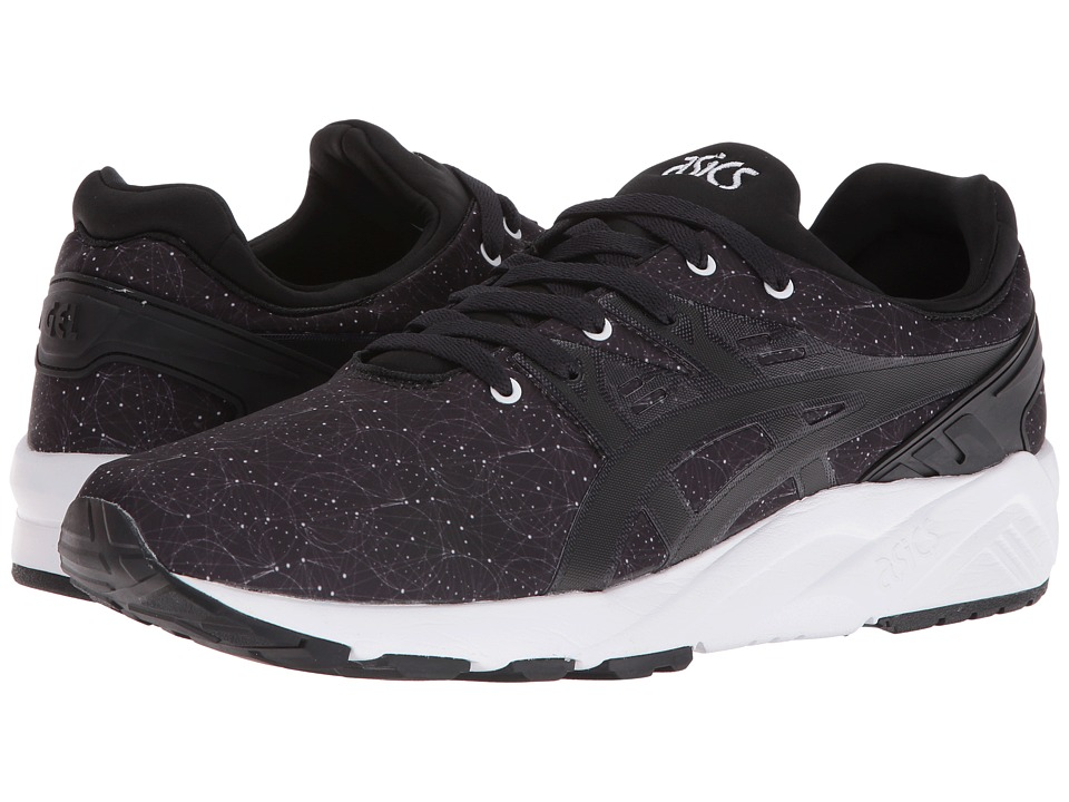 Onitsuka Tiger by Asics - Gel-Kayano(r) Trainer EVO (Black/Black) Athletic Shoes