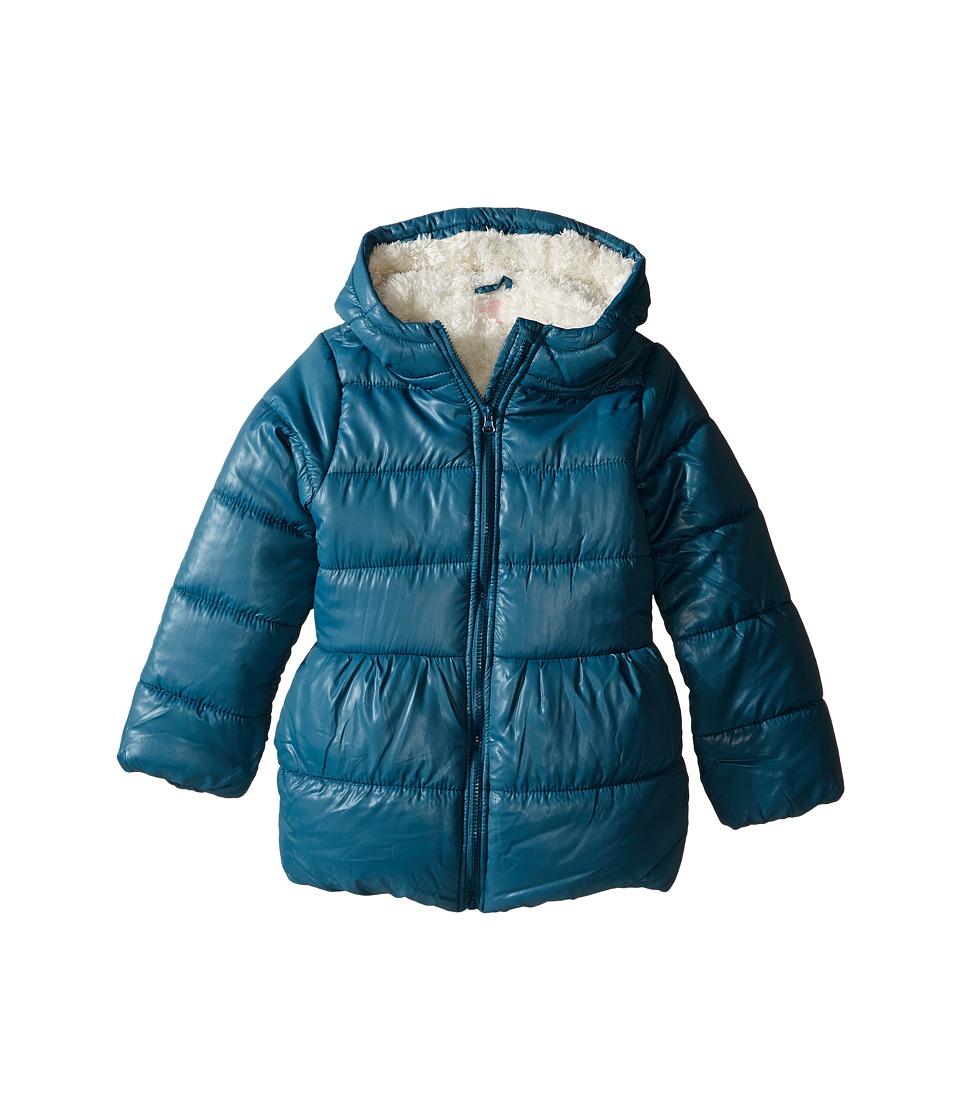 Pumpkin Patch Kids - Puffer Jacket (Infant/Toddler/Little Kids/Big Kids) (Star Gazer) Girl's Coat